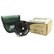 Abel Super 11-12N Fly Fishing Reel. Made in USA.