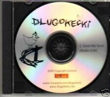(508G) Dlugokecki, Save My Soul - DJ CD