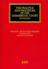 Practice and Procedure in the Commercial Court (Lloyd's Commercial Law Library)