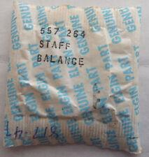 ELGIN CALIBER 557 BALANCE STAFF PART #264