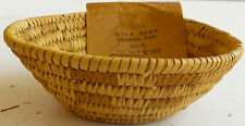 PAPAGANO BASKET sold by GILA BEND ARIZONA Genuine PAPAGI - HANDMADE