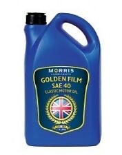 Morris Lubricants Golden Film SAE 50 5 Litre