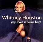 My Love Is Your Love by Whitney Houston (CD, 1998, 2 Discs, Arista)