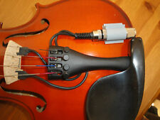 Twin Paddle violin pick up