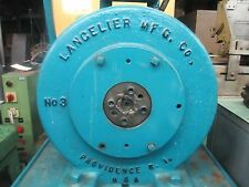 """Langelier No. 3 Swager / Swaging Maching - Capacity: 3/16"""" Solid, Good Condition"""