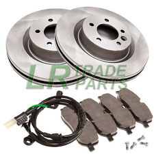 LAND ROVER DISCOVERY 4 NEW FRONT BRAKE DISC & PAD KIT 3.0 TDV6 SDV6 - SDB000624