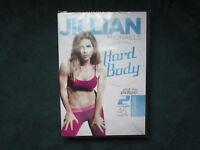 Jillian Michaels Hard Body Exercise DVD Video  NEW 45  Minute workout program