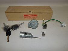 New OEM 2012-2016 Isuzu D-Max Key Cylinder Set Kit Remote Glove Box Diesel Cap