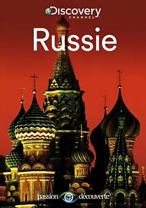 RUSSIE - DISCOVERY CHANNEL - 2014 - DVD NEUF NEW NEU