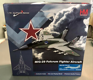 Hobby Master HA6503B MIG-29A Fulcrum German AF 2000's 1/72 Scale NEW Stock