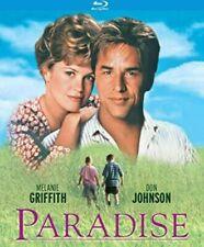 PARADISE Melanie Griffith, Don Johnson, Elijah Wood (K.LORBER Blu-ray 2019) NEW