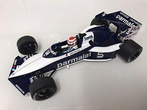 1/18 Minichamps Brabham BT52B Nelson Piquet 1983 World Champion