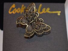 Cookie Lee - Vivi Butterfly Stretch Ring  NWT