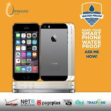 Apple iPhone 5s (16,32,64GB) Verizon Straight Talk Net10 PagePlus - Free Extras!