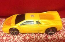 2000 Rare Vintage Hasbro Takara Toys Ferrari Mini Transformers Figure