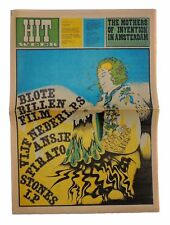 HITWEEK Magazine 15 September 1967 Amen Corner interview & The Seeds