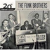 Motown Funk Music CDs