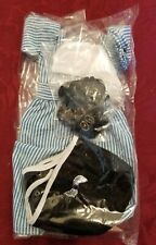 Shirley Temple Dress Up 4-pc Outfit Bright Eyes Danbury Mint New! No Red Jacket
