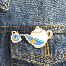 Cute Enamel Piercing Brooch Pins Shirt Collar Pin Breastpin Women Jewelry GiBE