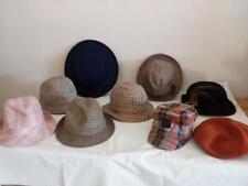 Job !ot Designer Hats Men's Women's Unisex New And Used lot5