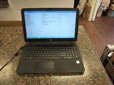 """HP 15-F039WM 15.6"""" Laptop 4GB Intel Celeron N2840 2.16GHz - No HDD no OS"""