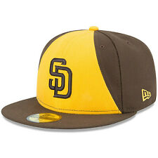 San Diego Padres New Era Alternate Authentic On-Field 59FIFTY Fitted Hat
