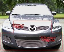 Fits Mazda CX7 CX-7 Billet Grille Combo 07-09