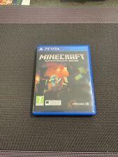 Minecraft PlayStation VITA Edition - Jeu PS VITA