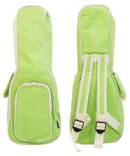 BARGAIN Padded Tenor Ukulele Uke Bag Soft Case 26 Inch Green Kids deal clearance