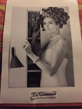 Helmut Newton - Poster Affiche Photo - Queen 1966 Londres Dynasty