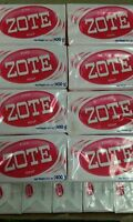 Zote Pink Soap Bars 14.1oz per Hand Wash Soap for Stains 400g per (1 - 56 Bars)