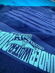 UWR Under Water Rugby - towel 100% cotton 140cmx70cm Buy 2 get 1 free