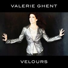 Valerie Ghent - Velours (Audio CD, 2016)  NEW