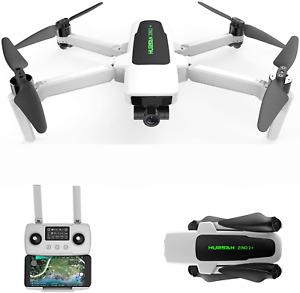 Hubsan Zino 2 Plus 2+ FPV  Drone 5G HD 4K GPS 9KM Quadcopter Brushless 3 Gimbal
