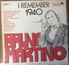 Bruno Martino - I remember 1940 - MIXA-29