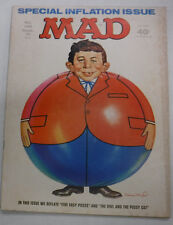 Mad Magazine Special Inflation Issue September 1971 071415R2
