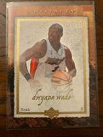 2007-08 Upper Deck NBA Artifacts Dwyane Wade #034/100 Miami Heat