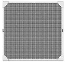 Fliegengitter Magnetic für Fenster Schellenberg 120x120cm weiß