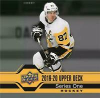 2019-20 Upper Deck Series 1 Game Jersey # GJ-BW Blake Wheeler