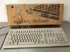Vintage Apple Appledesign Keyboard Model M2980 1996