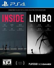Interior/Limbo (Paquete Doble) 505 Juegos PlayStation 4 812872019307