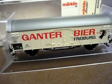 Märklin Insider 46201 anni AUTO 2004 Ganter birra traccia h0 OVP