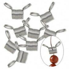 6 BEAD STOPPERS TOOL HOLDING SPRINGS BEADSTOPPER WIRE GRIPPING SET