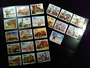Cinderella Charity Stamps USA Boy's Town, Nebraska lot of 37