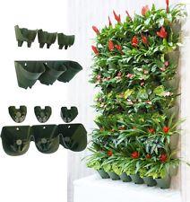 Self watering hanging planter Vertical Garden Planter Indoor Outdoor Flower Pot