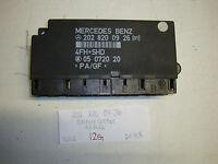 Mercedes-Benz W202 C230 C280 Comfort control module 202 820 09 26