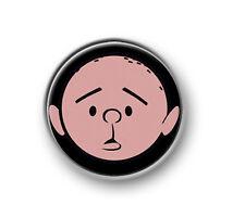 "KARL PILKINGTON / 1"" / 25mm / pin button / badge / novelty / funny / idiot"
