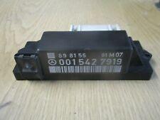 MERCEDES SL  - R129 - WIPER RELAY -  0015427919