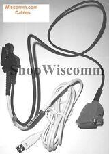 Motorola Oem Rkn4105a Rkn4105 Usb Programming Cable Xts5000 Xts2500 Xts2250ampmore
