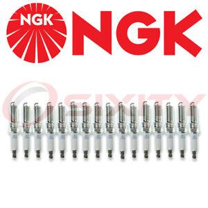 16 - NGK 4306 V Power Spark Plugs 5.7 Hemi LZTR5A-13